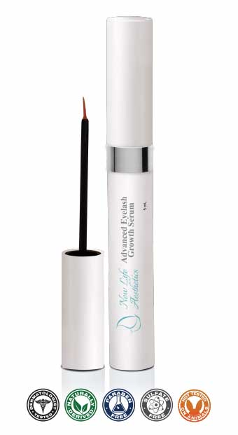 Advanced Eyelash Growth Serum