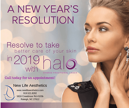 Halo Laser Treatment Raleigh NC